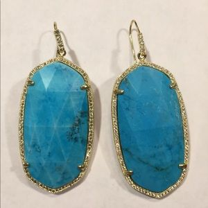 Kendra Scott Luxe Earrings